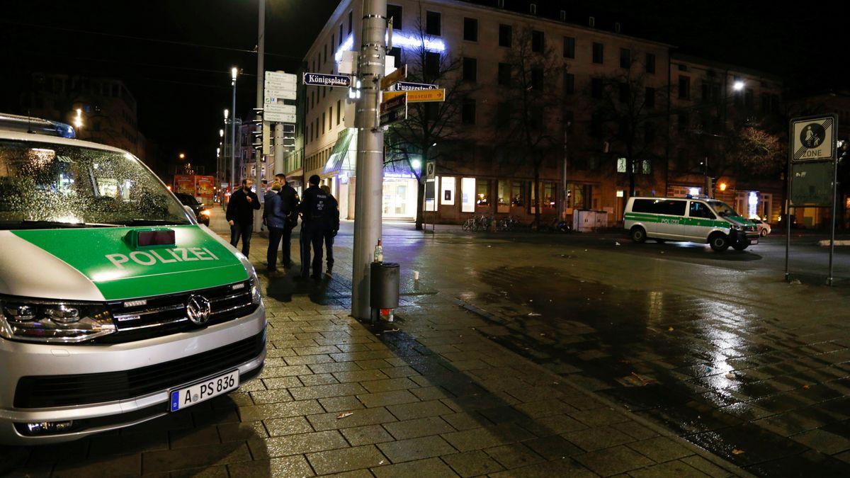 Tatort Königsplatz in Augsburg