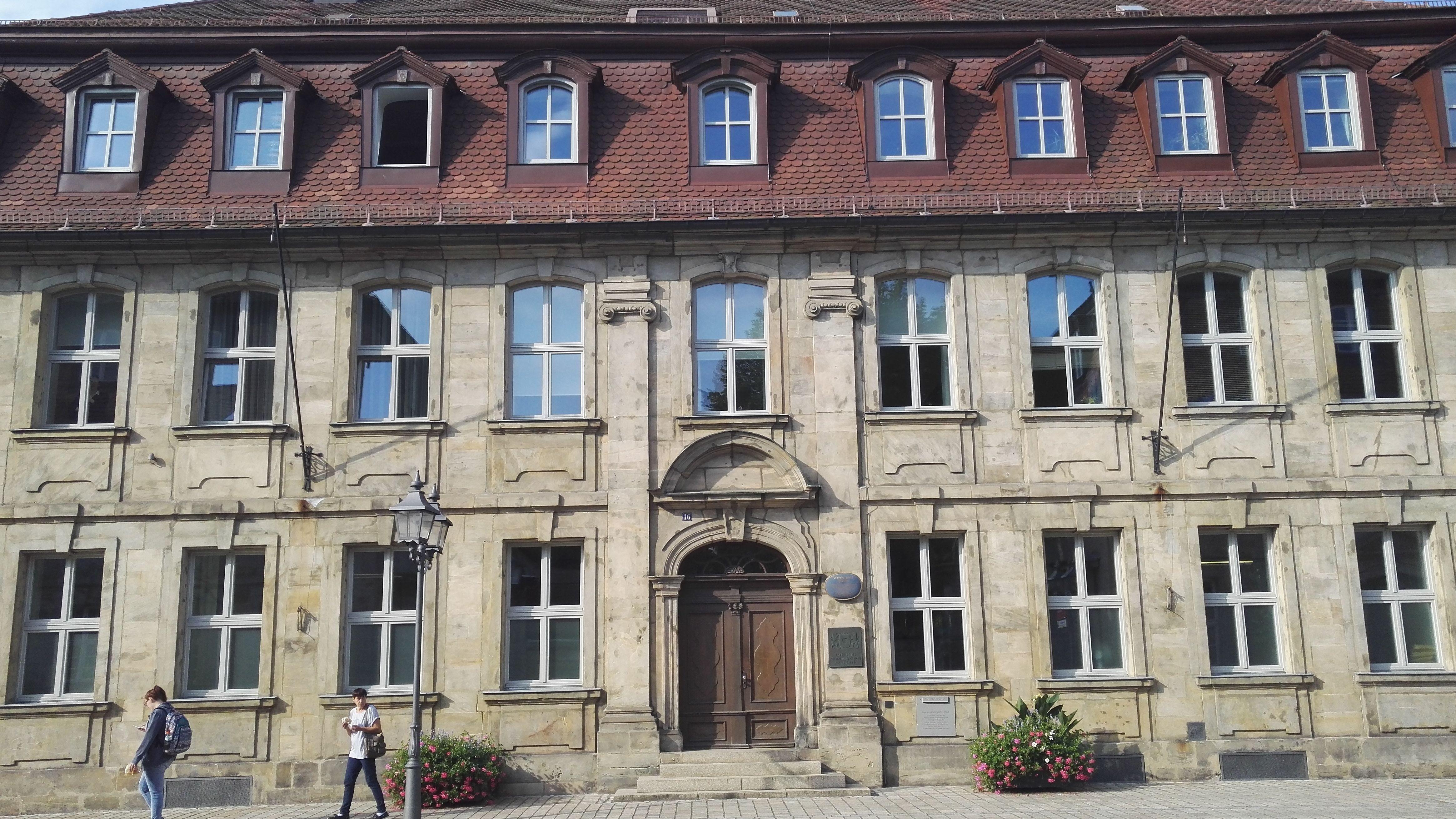 Archivbild: Verwaltungsgericht Bayreuth