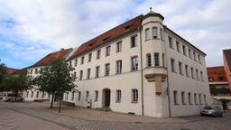 Das Landgericht Memmingen | Bild:picture alliance/Karl-Josef Hildenbrand/dpa