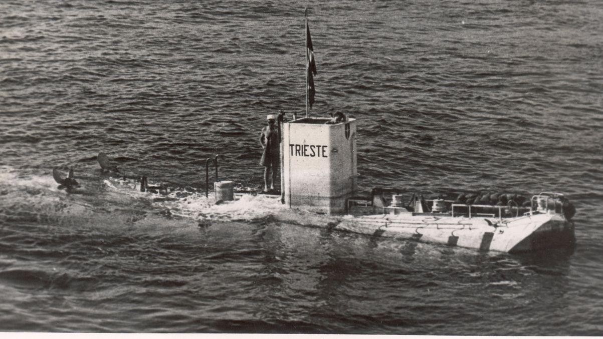 Tiefenrekord vor 60 Jahren im Marianengraben