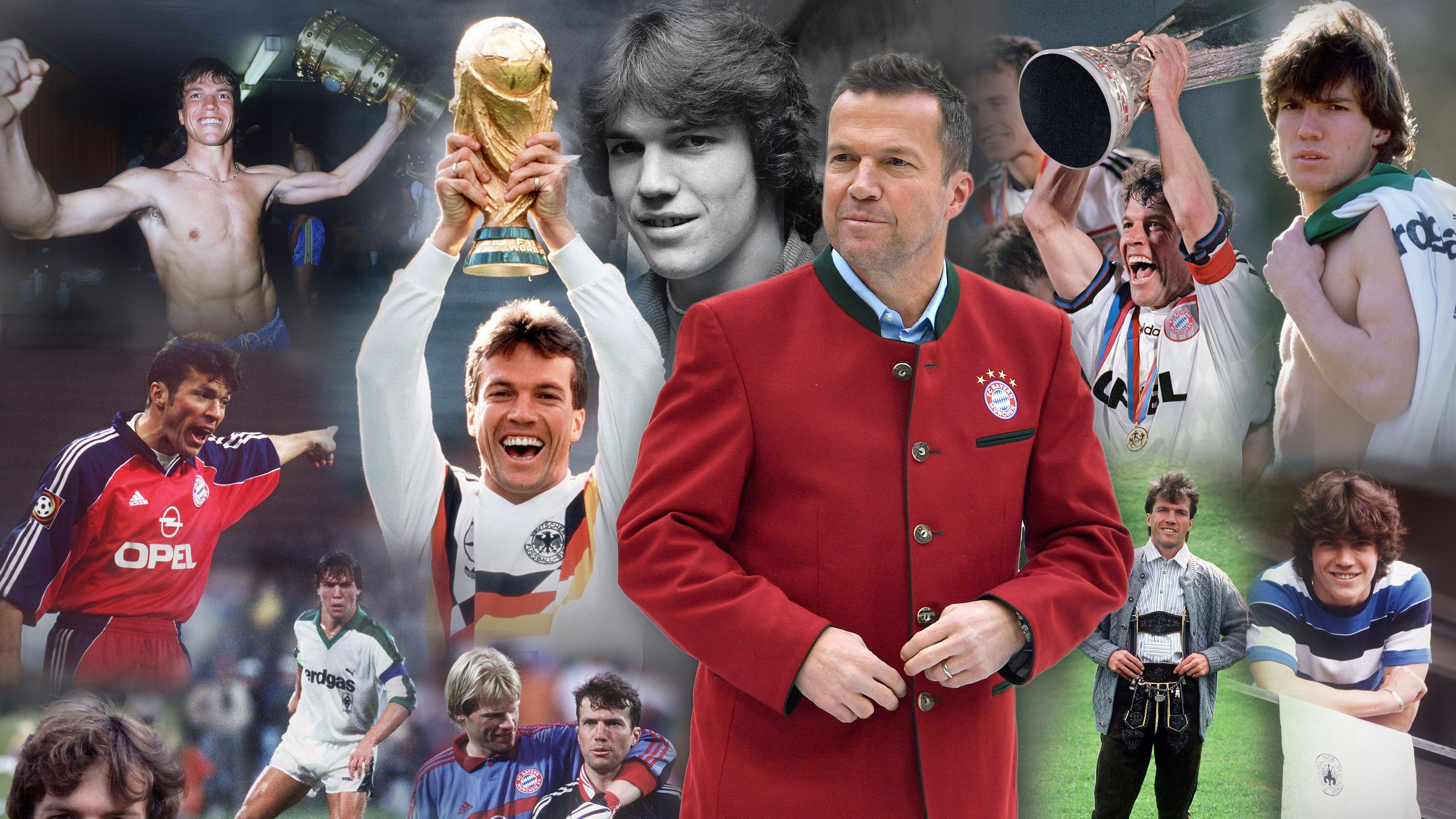 Weltfussballer Lothar Matthaus Wird 60 Br24