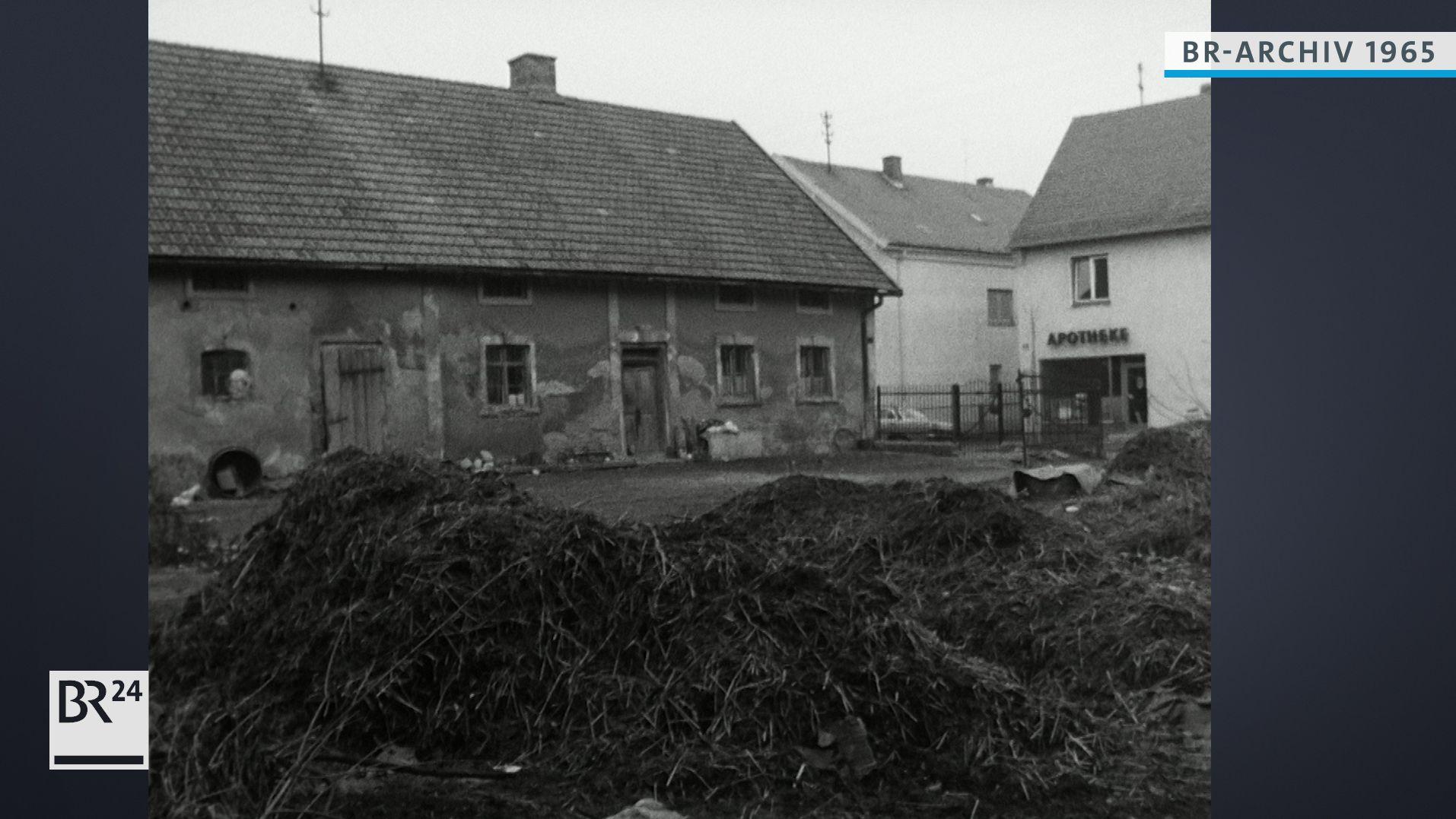 Bauernhof in Sünching