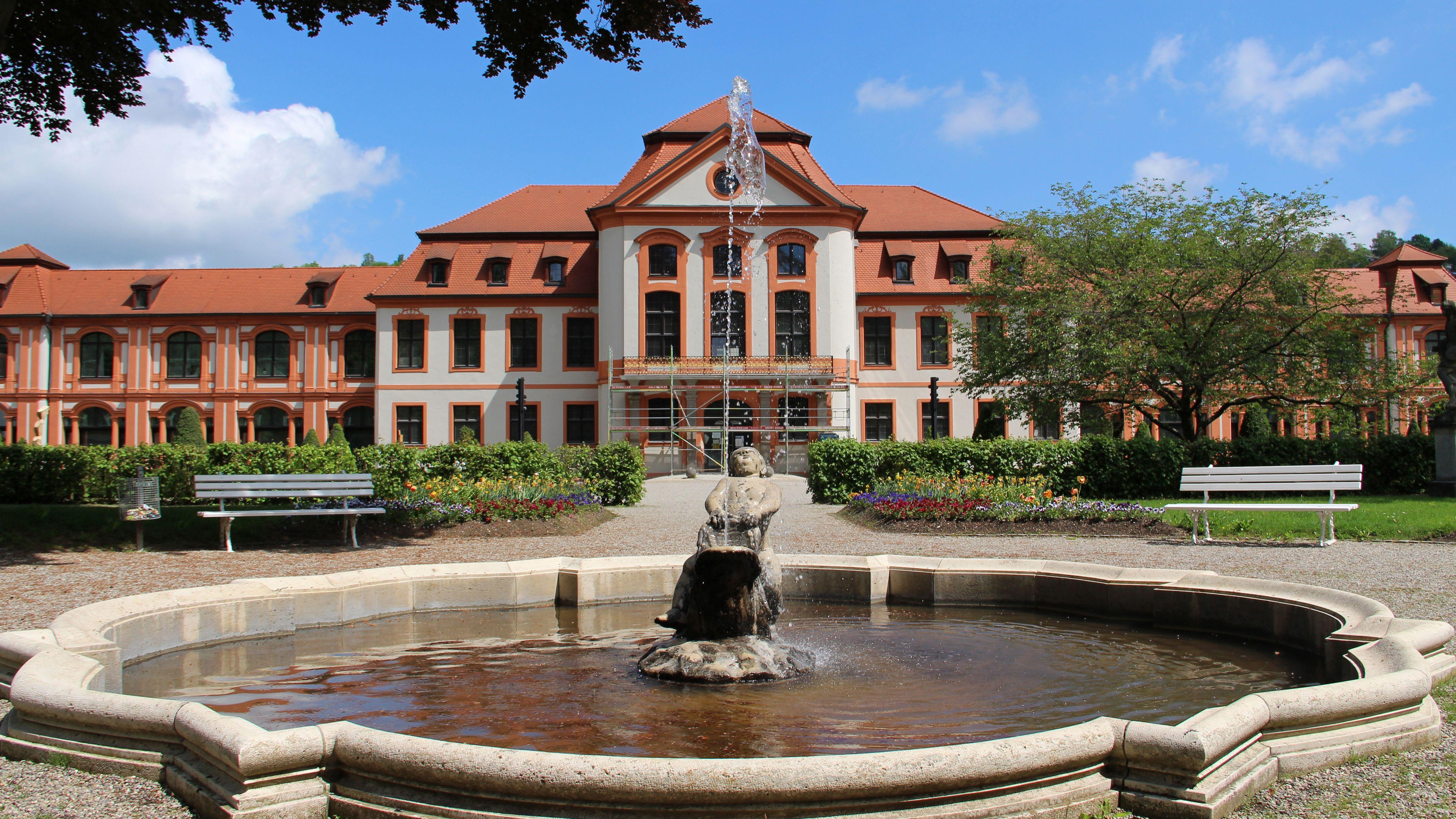 Sommerresidenz der Katholischen Universität Eichstätt-Ingolstadt in Eichstätt