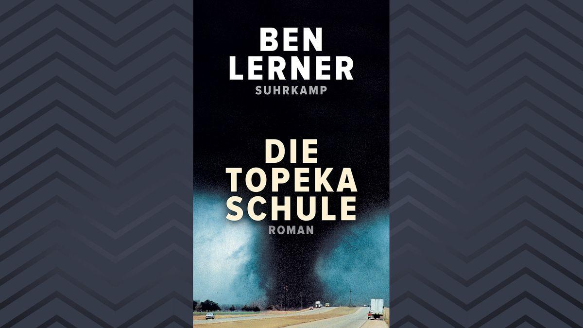"""""""Die Topeka Schule"""" von Ben Lerner erscheint am 17. August im Suhrkamp Verlag. 395 Seiten kosten 24,- Euro."""