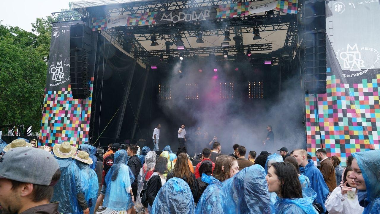 Modular Festival Augsburg am Gaswerk