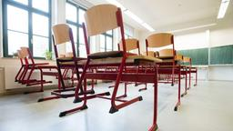 Dramatischer Lehrermangel | Bild:dpa-Bildfunk/Peter Endig