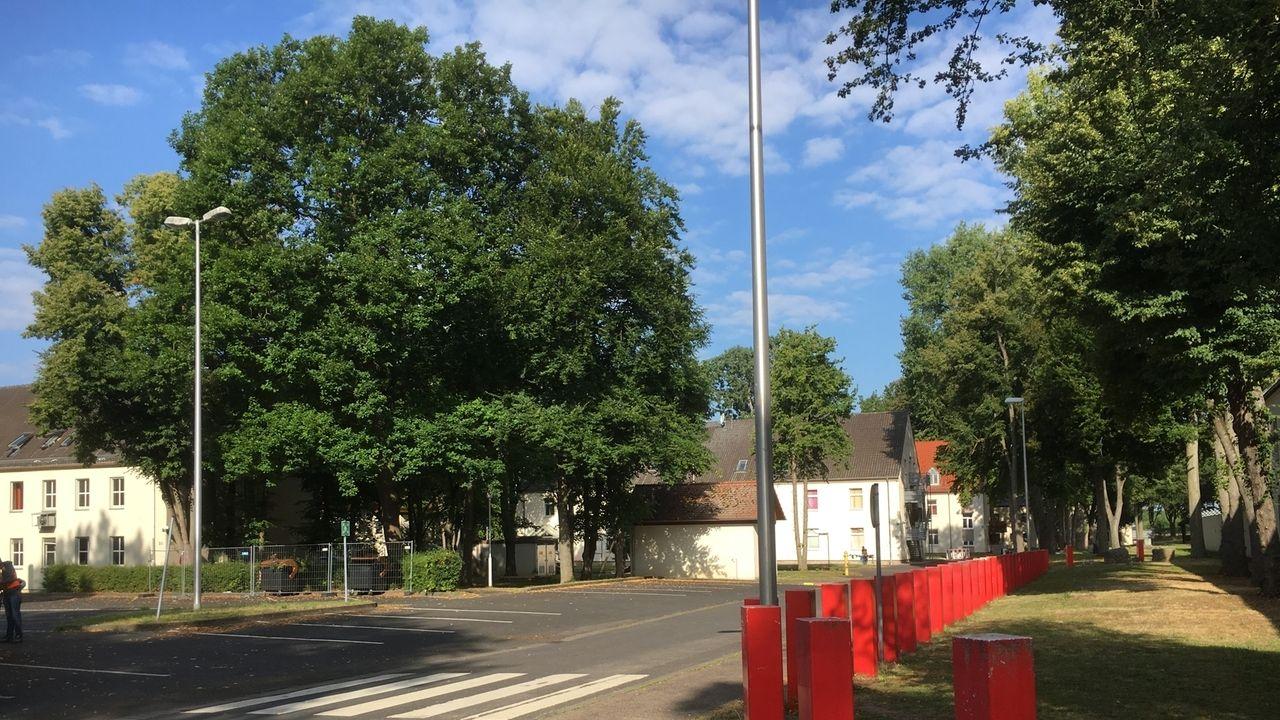 Ankerzentrum in Geldersheim