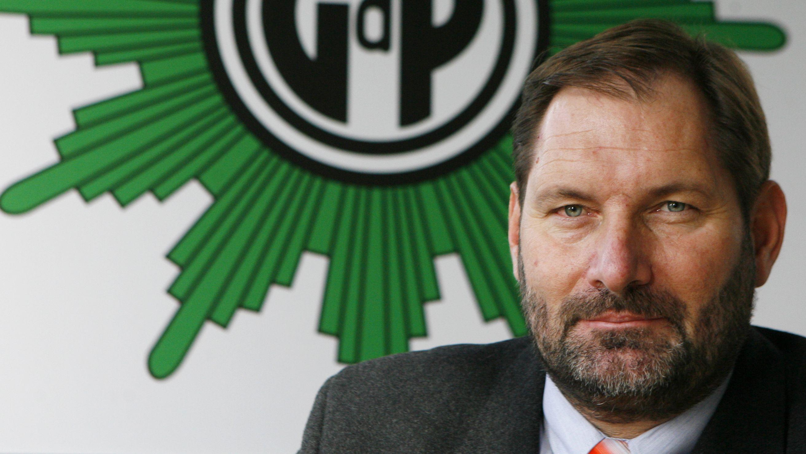 Jörg Radek, stellvertretender Vorsitzender der GdP
