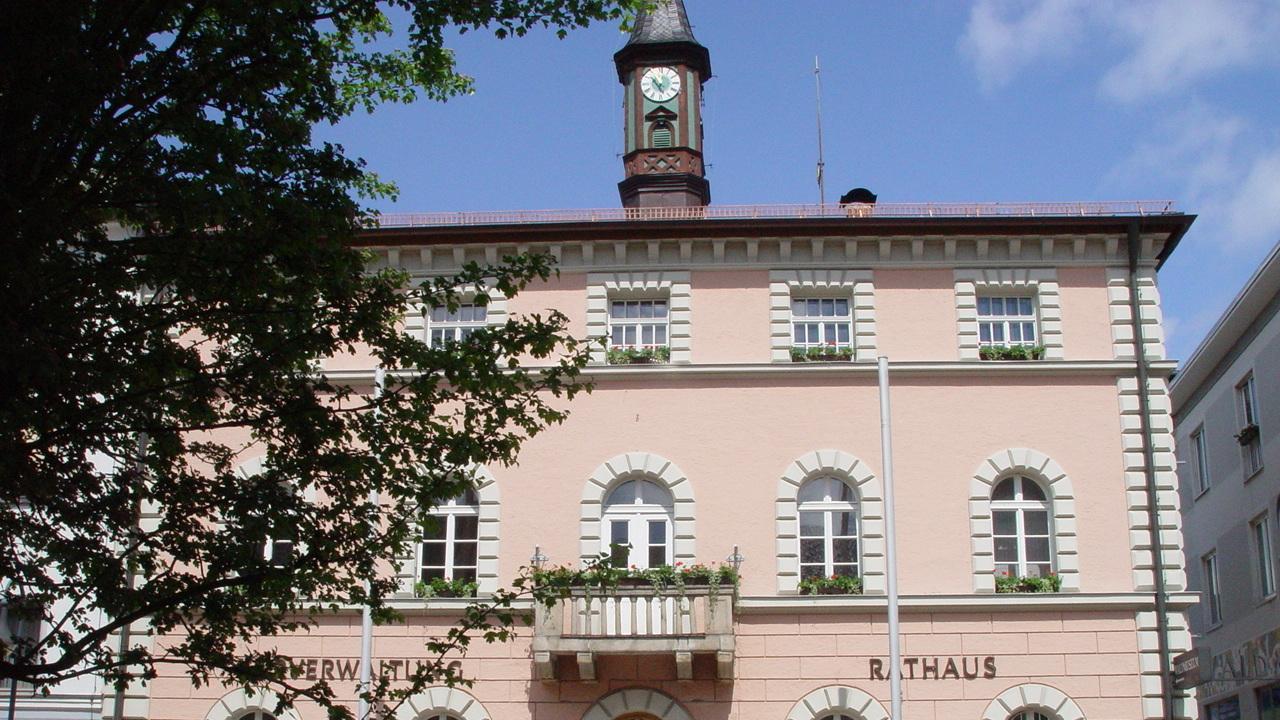 Rathaus Zwiesel