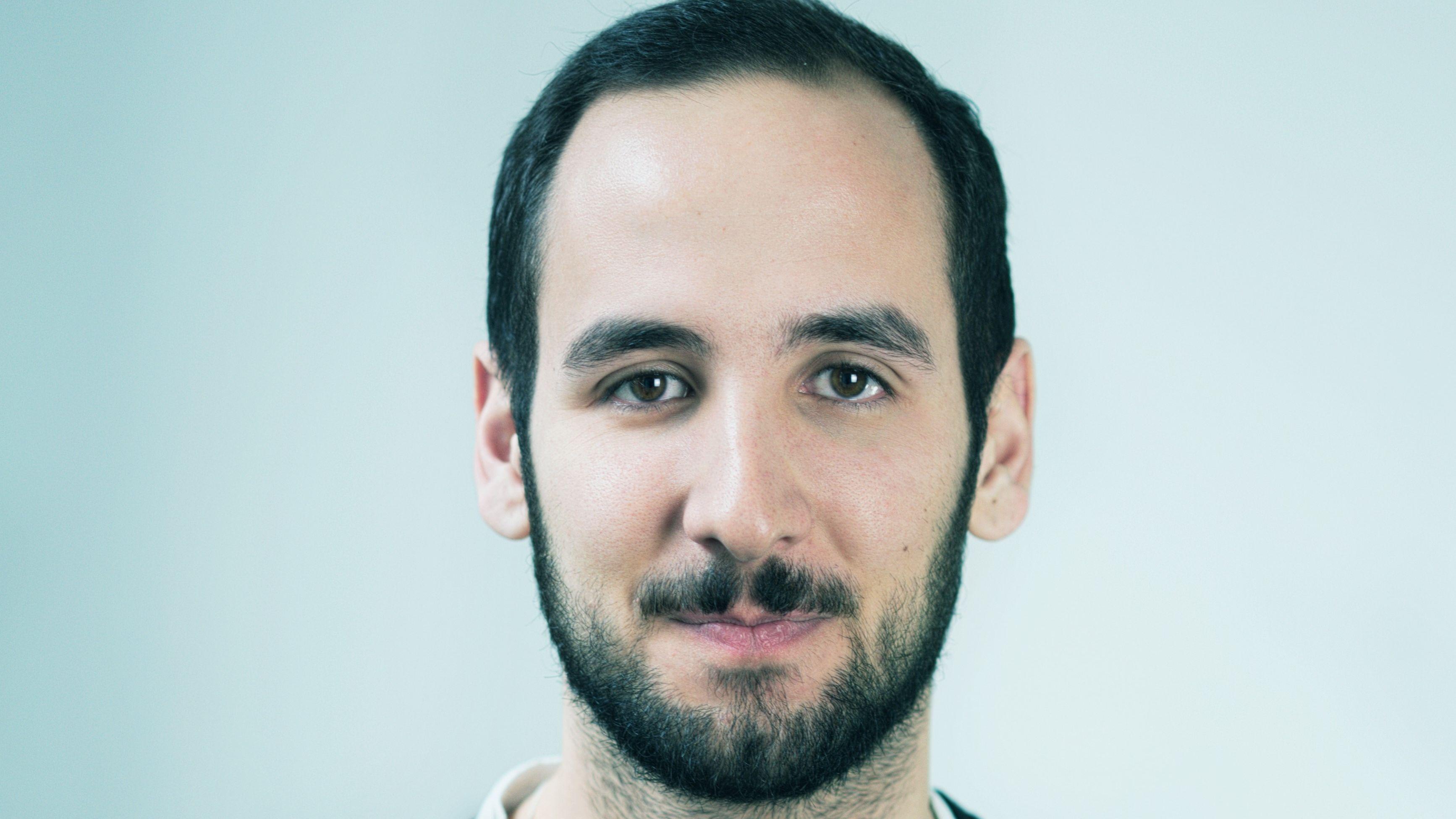 Einer von fast 43.000 Teilnehmern beim Hackathon #wirvsvirus: Louis Mappes aus München.