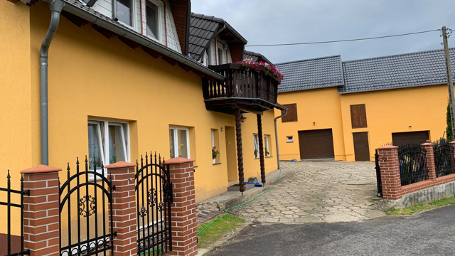 In diesem Haus ist Hermann Günther aufgewachsen