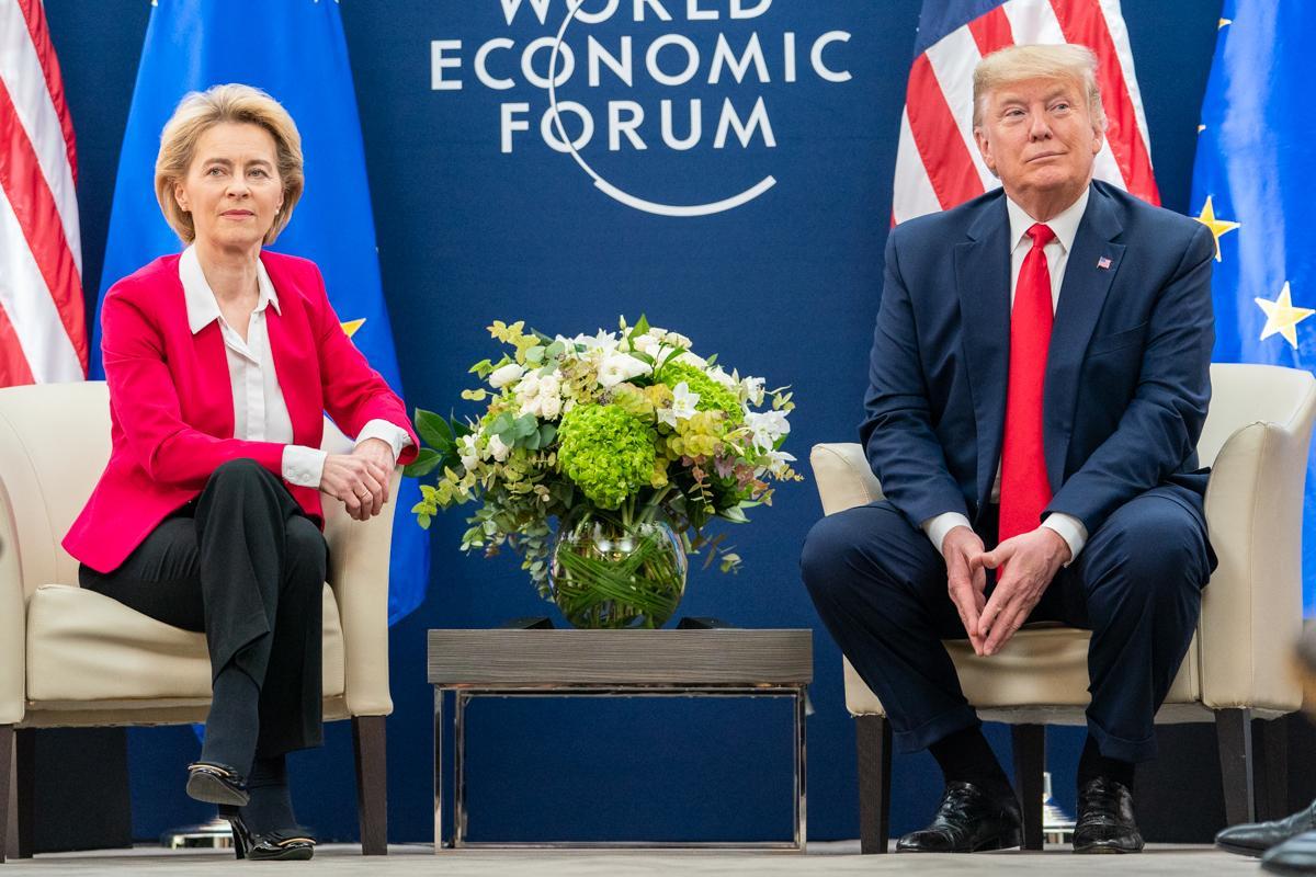 EU-Spitzen bieten USA neue Partnerschaft | In-/Ausland