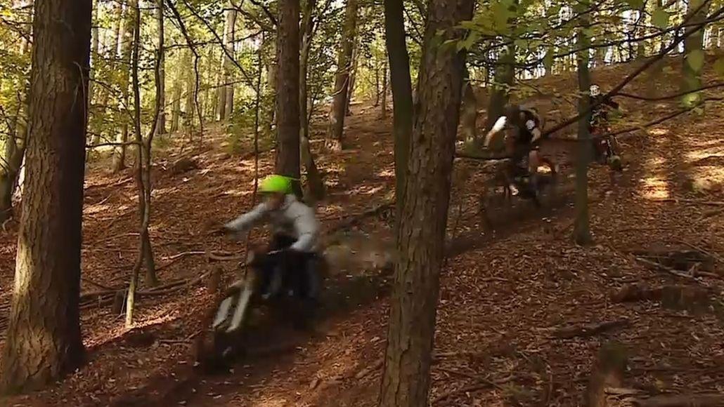 Strecken für Mountainbiker in Mömbris sollen entstehen