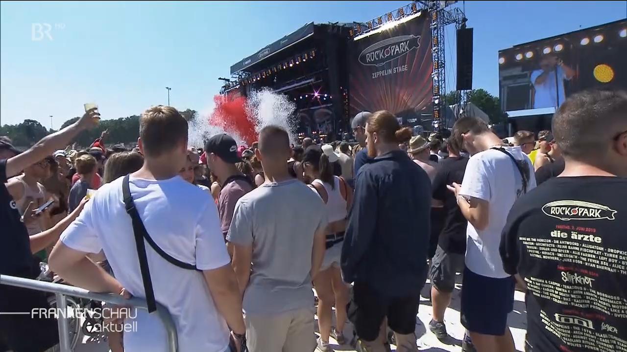 Festival In Nurnberg Das Erwartet Die Besucher Bei Rock Im