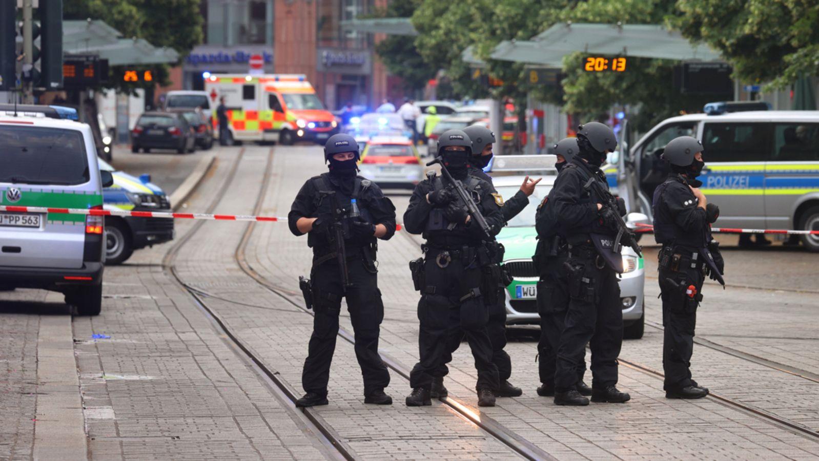 Messerangriff in Würzburg – Was wir bisher wissen