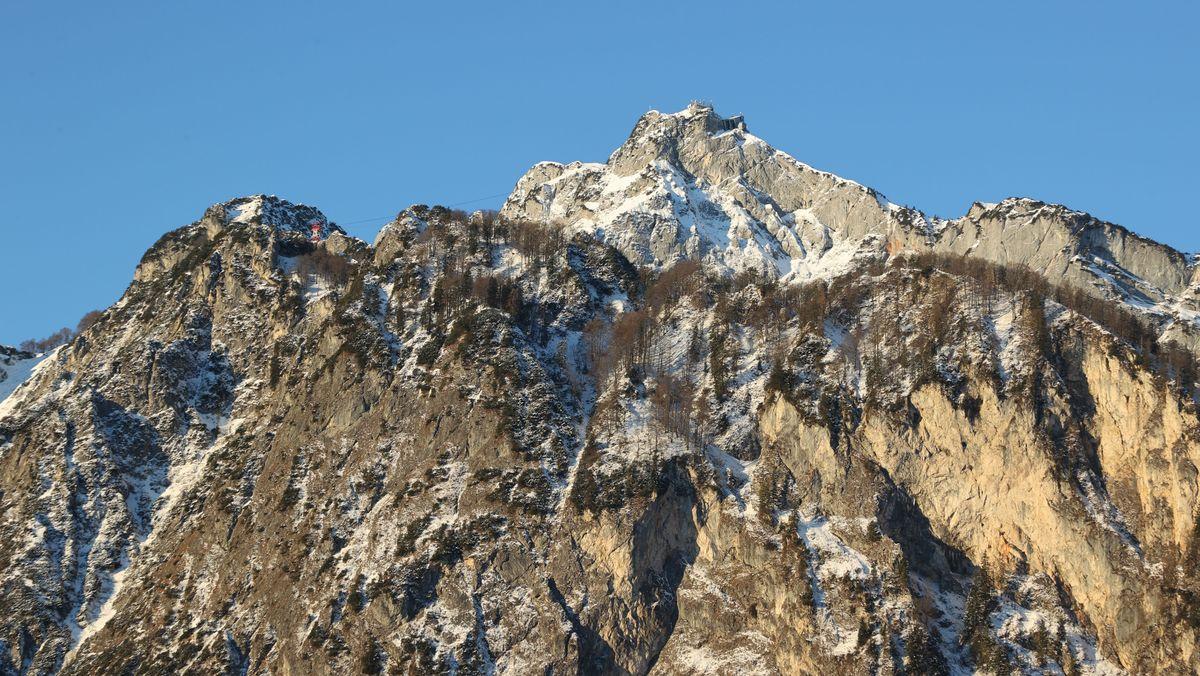 Untersberg.