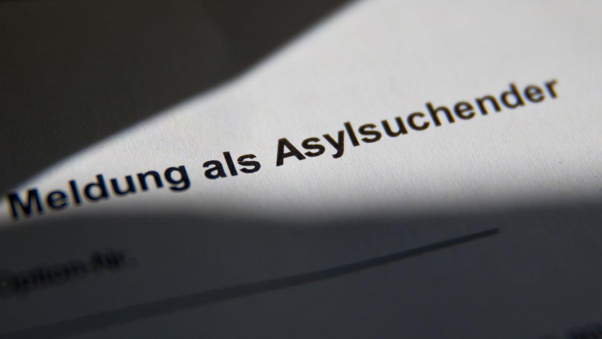Meldebescheinigung für Asylsuchende