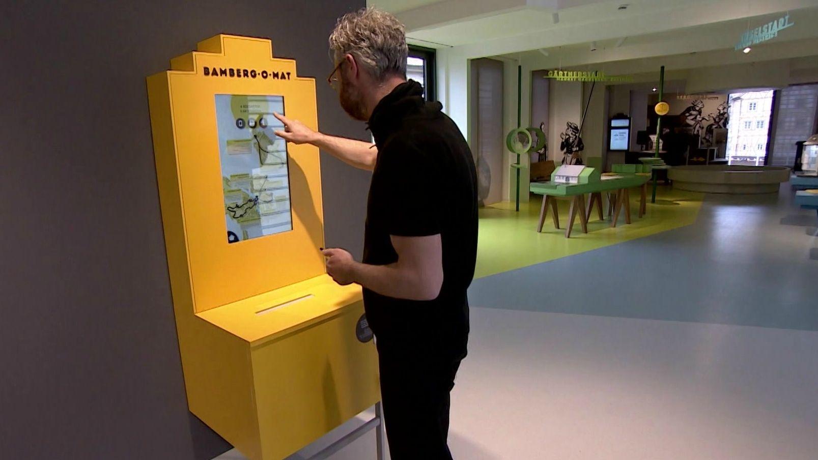 Die Verantwortlichen des Bamberger Welterbe-Besucherzentrums ziehen nach 100 Tagen ein positives Fazit.