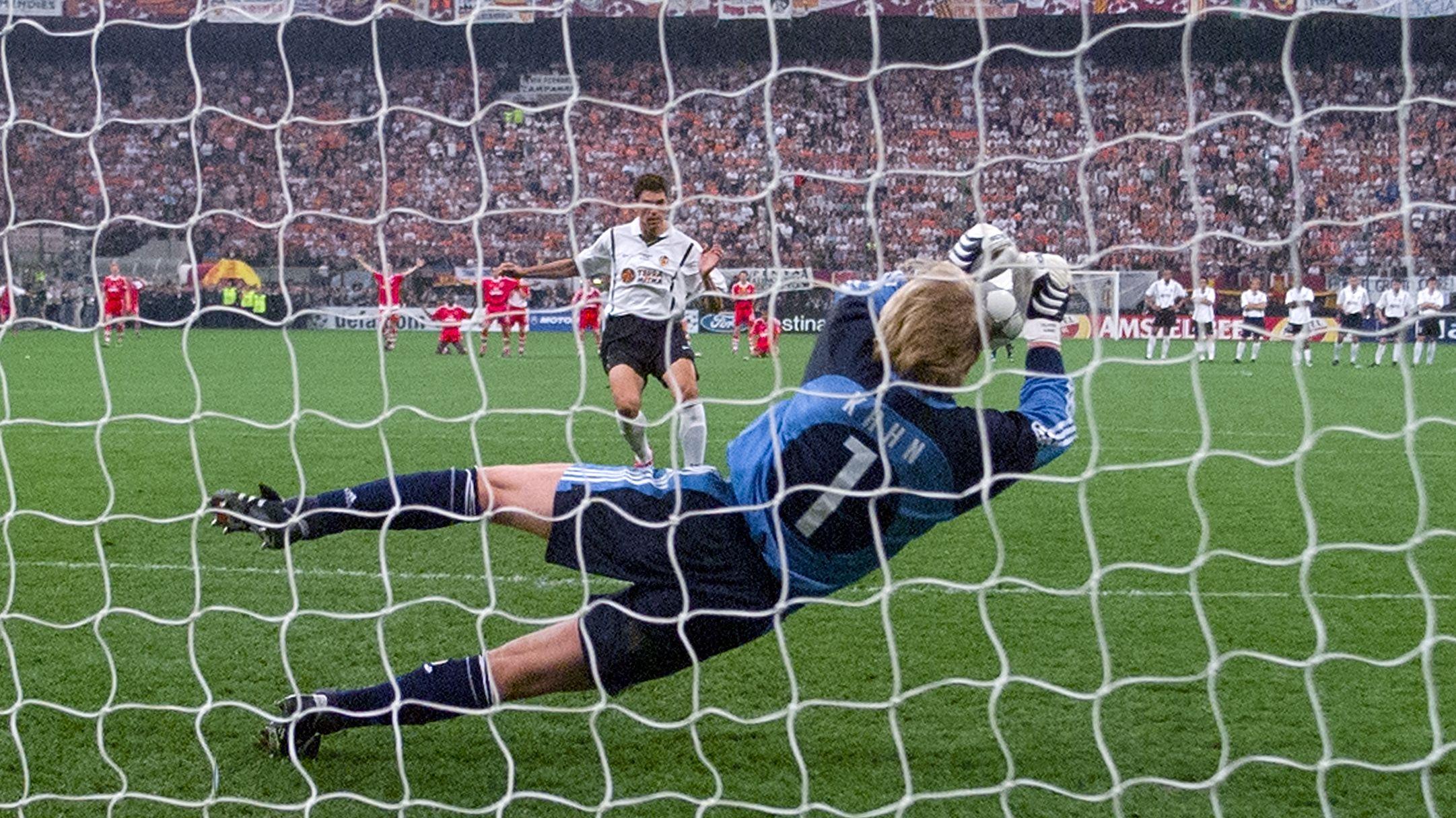 Champions-League-Finale 2001