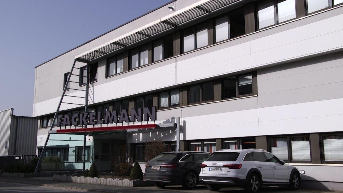 Fackelmann in Hersbruck