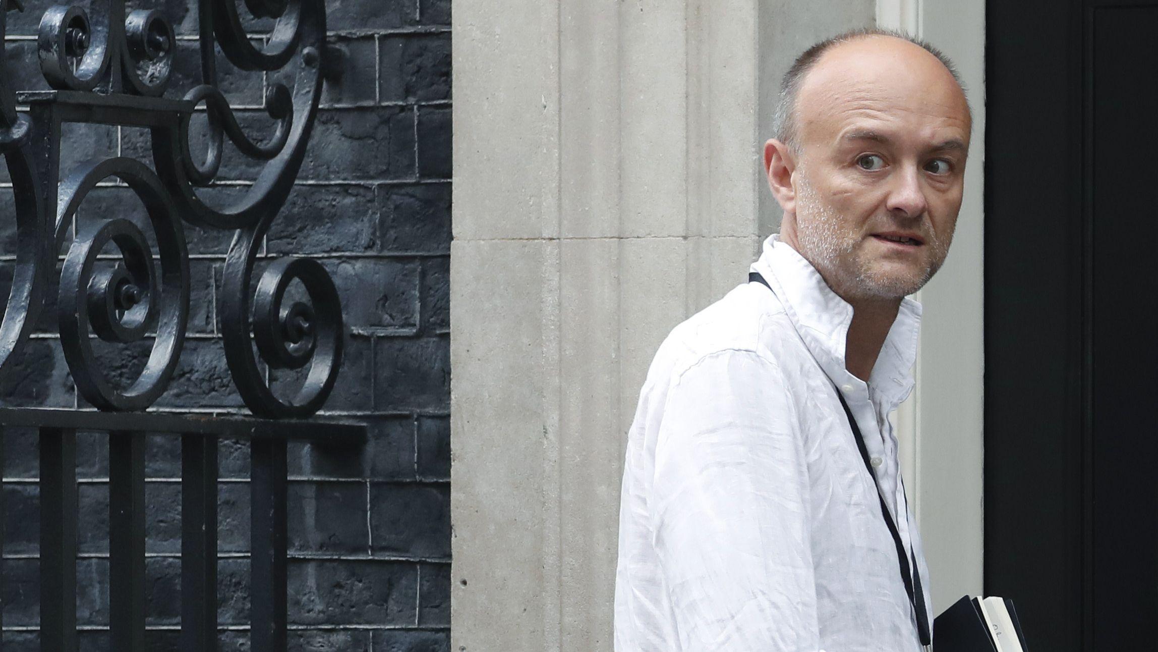 Dominic Cummings: Wahlstratege und Berater von Boris Johnson