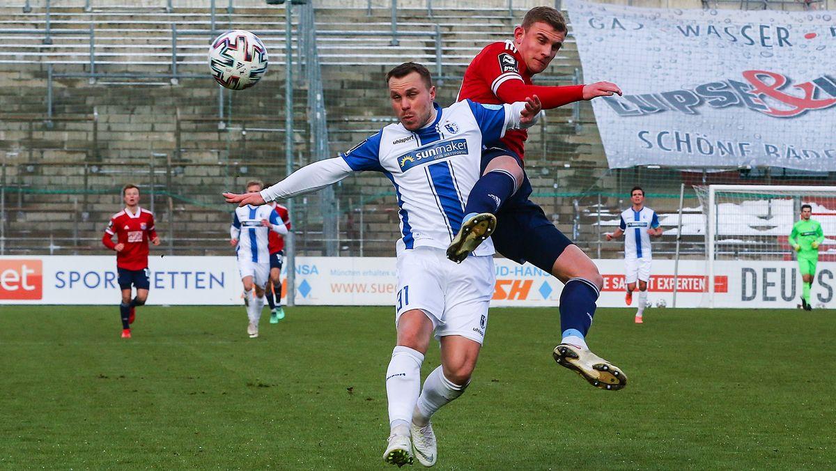 Unterhaching verliert Kellerduell gegen Magdeburg