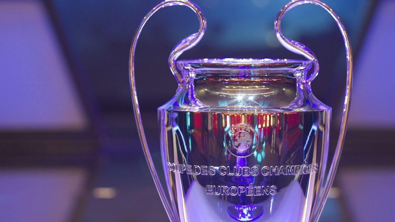Champions-League-Pokal