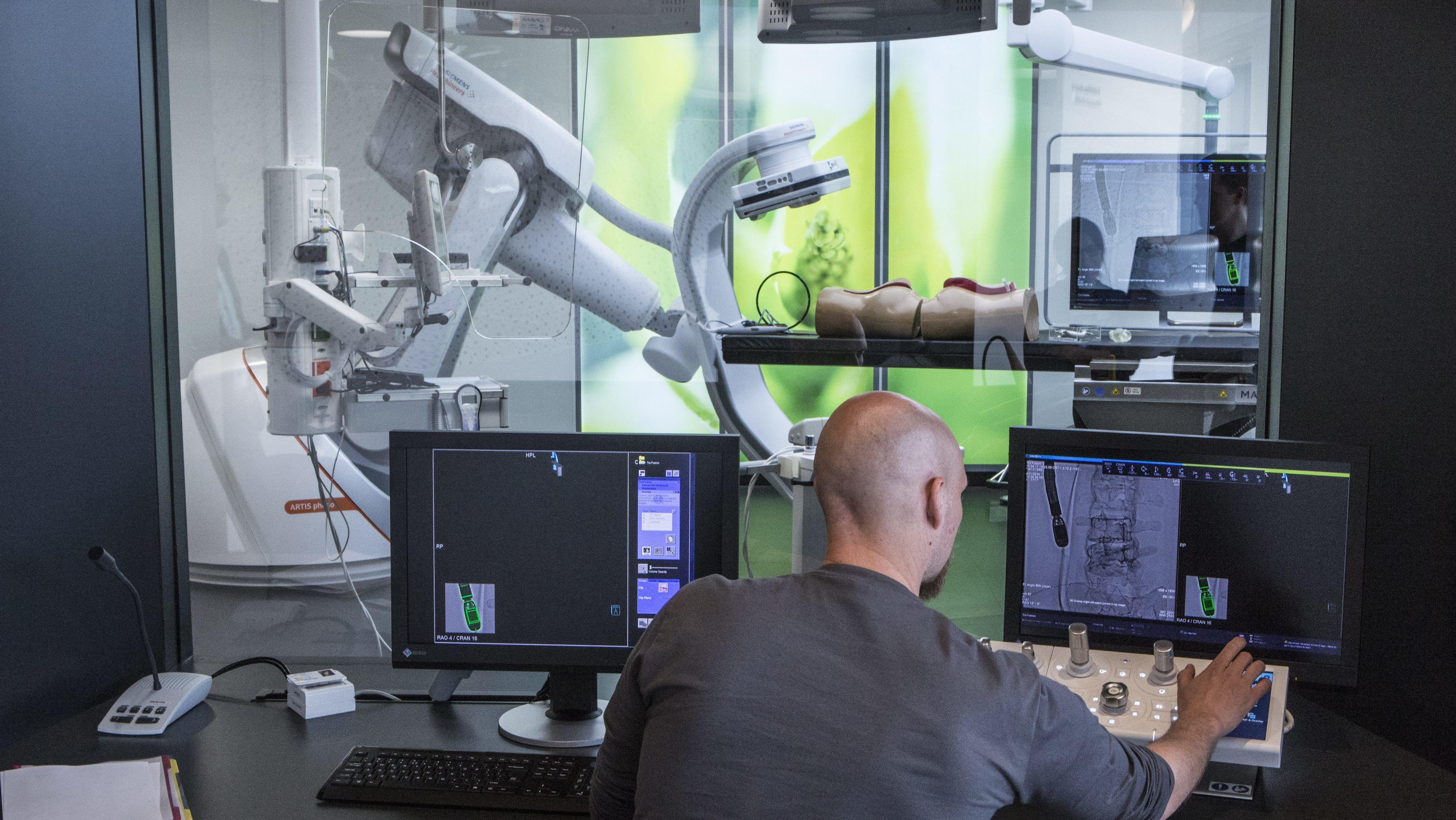 Mit Hilfe von Künstlicher Intelligenz soll die Arbeit von Radiologen effizienter werden
