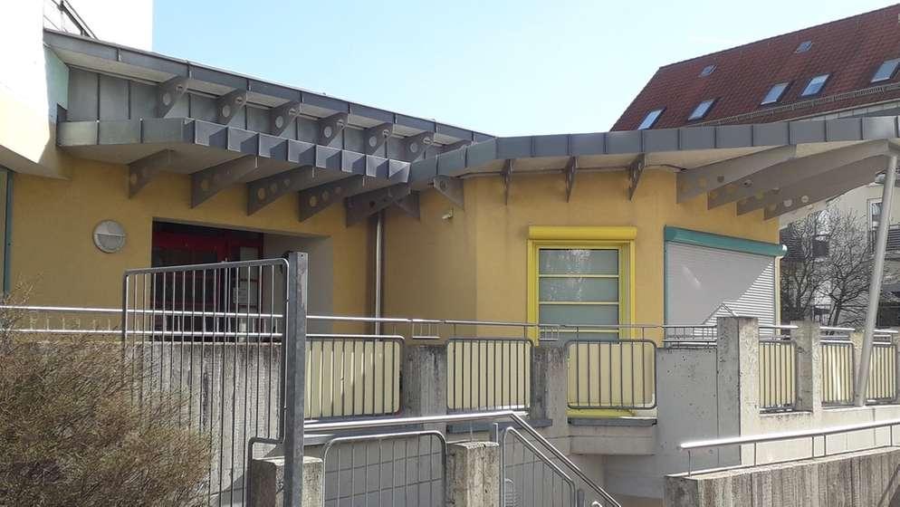 Evangelische Kita in Würzburg   Bild:BR