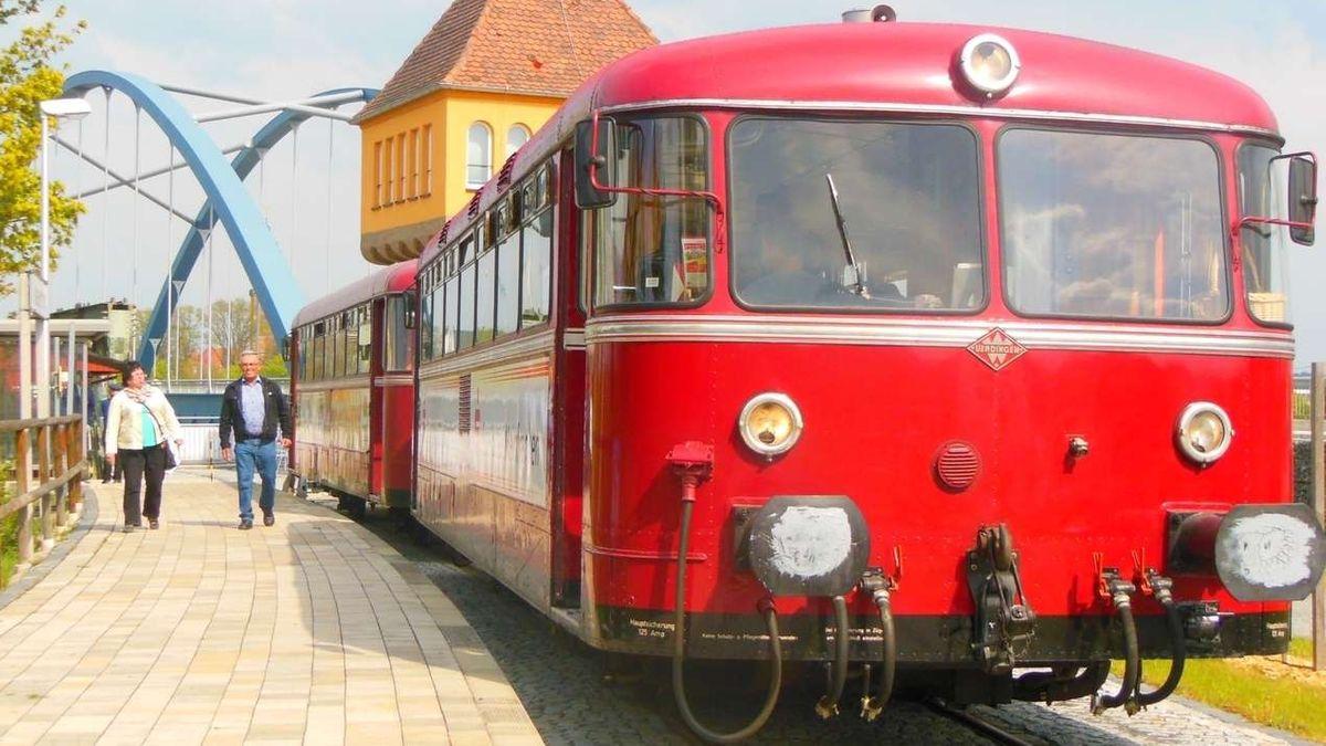 Mainschleifenbahn nach Volkach