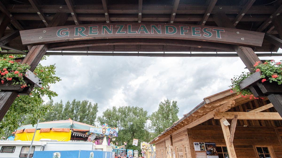 Ein Bild aus besseren Tagen: 2012 konnte das Grenzlandfest in Zwiesel ohne Probleme durchgeführt werden