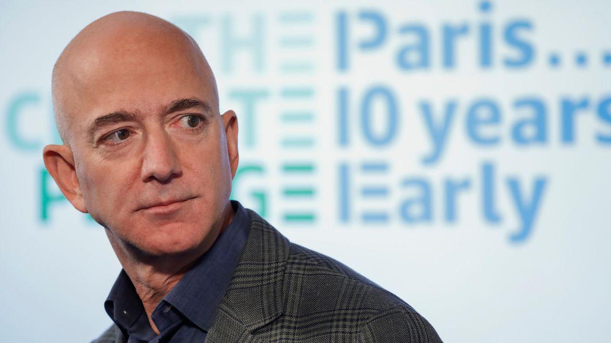 Jeff Bezos, Gründer von Amazon.