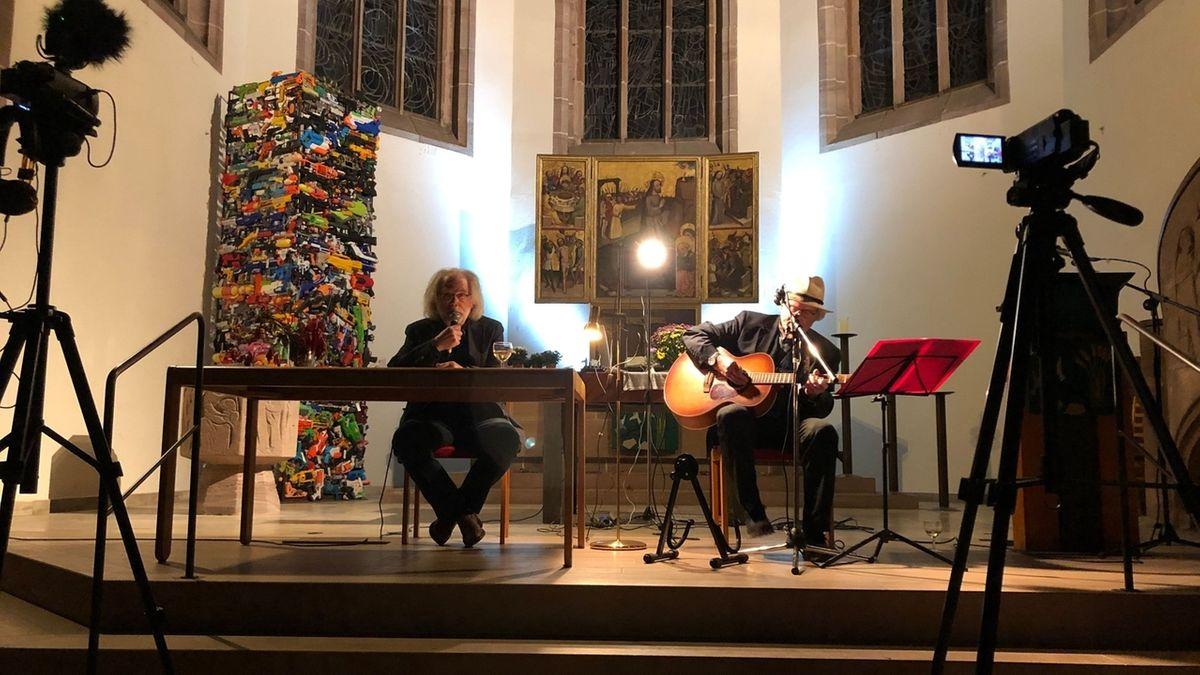 Kultur in der Dreieinigkeitskirche Gostenhof