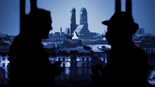 Symbolbild Mafia in München