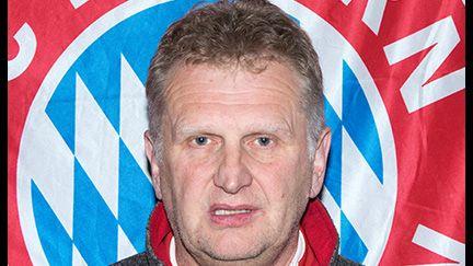 """Manfred Wagner, Vorstand vom Bad Griesbacher FC Bayern-Fanclub """"Pomperlbuam"""""""