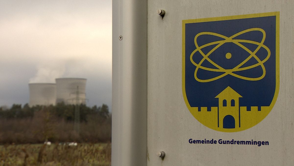 Das Kernkraftwerk in Gundremmingen wird 2021 abgeschaltet.