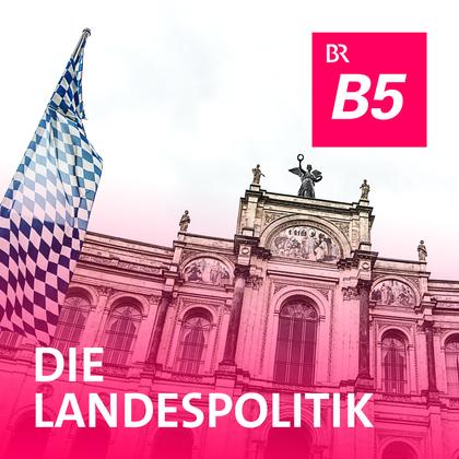 Podcast Cover Die Landespolitik | © 2017 Bayerischer Rundfunk