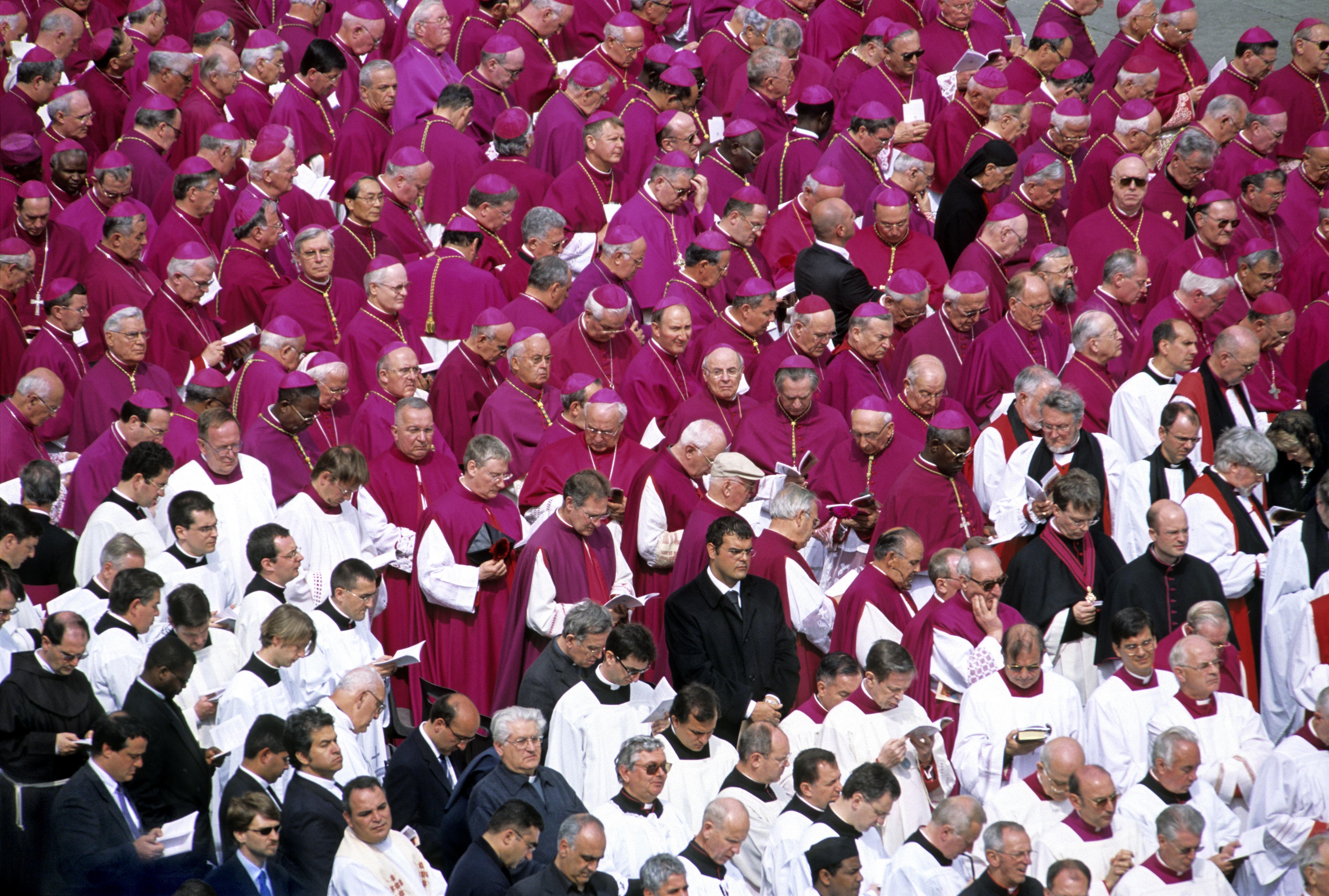 Papst-Instruktion empört deutsche Katholiken
