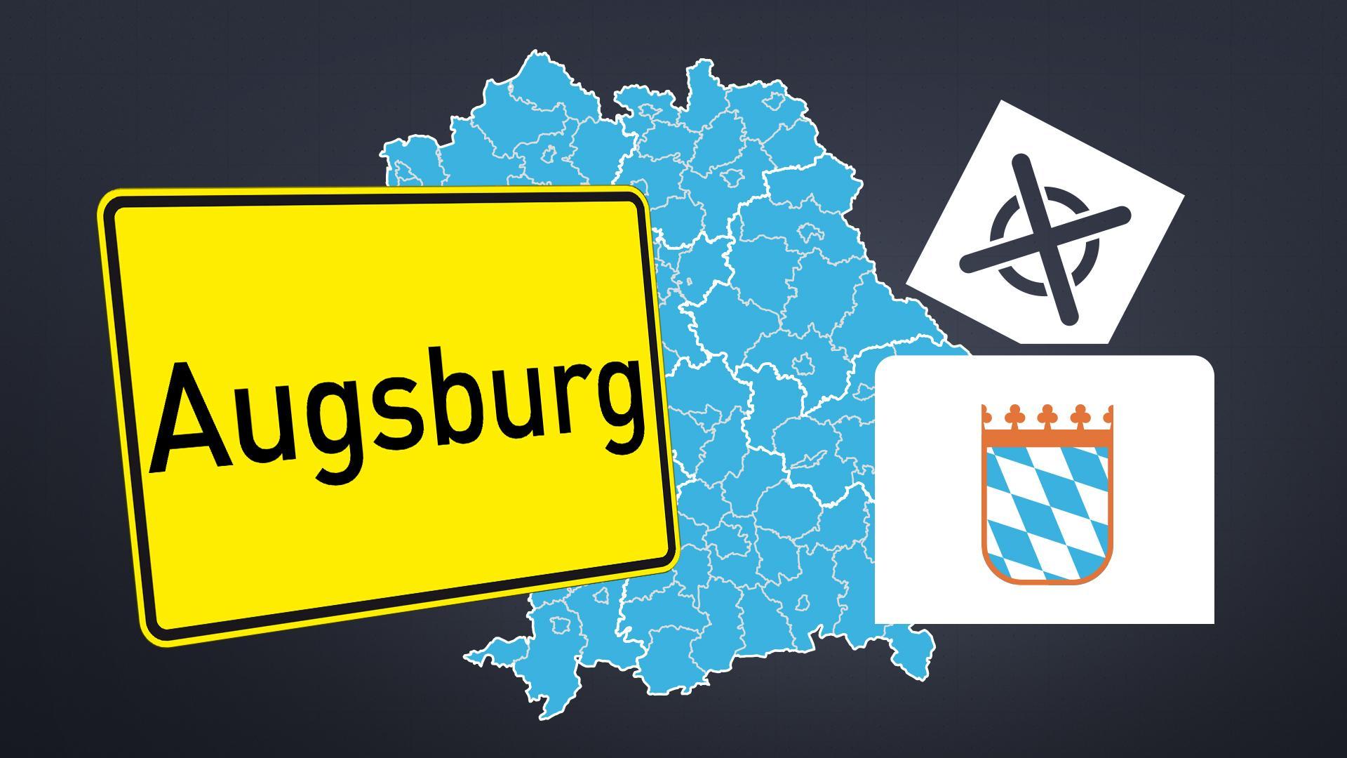 Kommunalwahlen in Augsburg