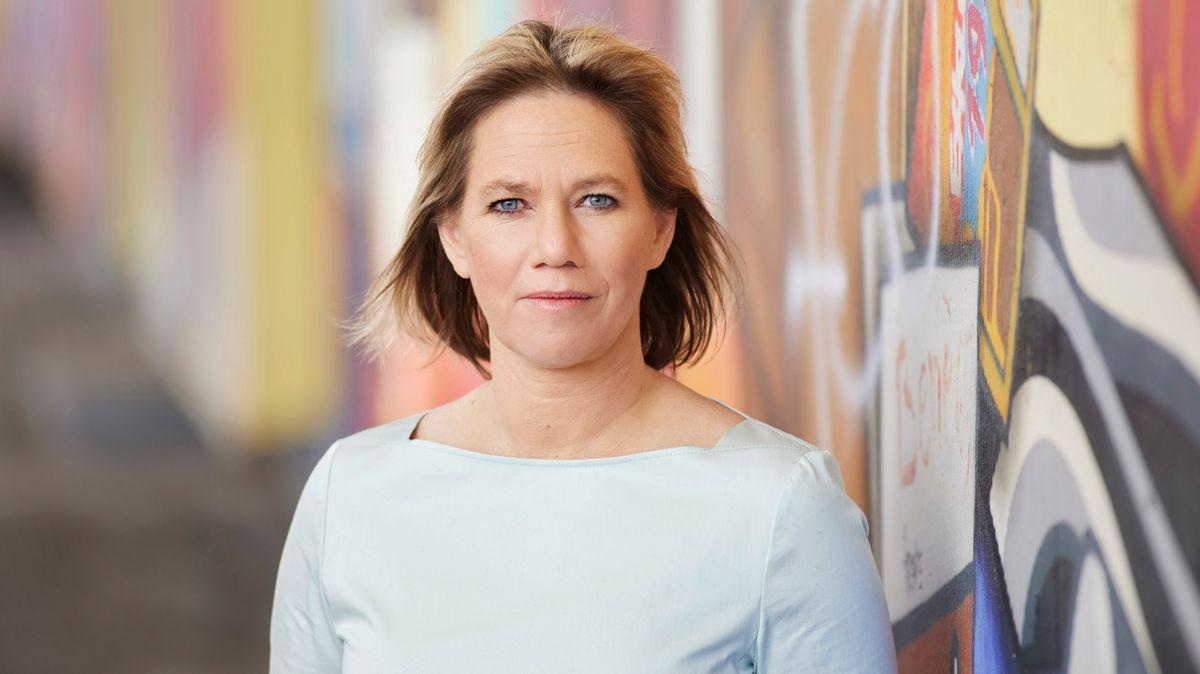 Die neue Vorsitzende der ARD: Christine Strobl.