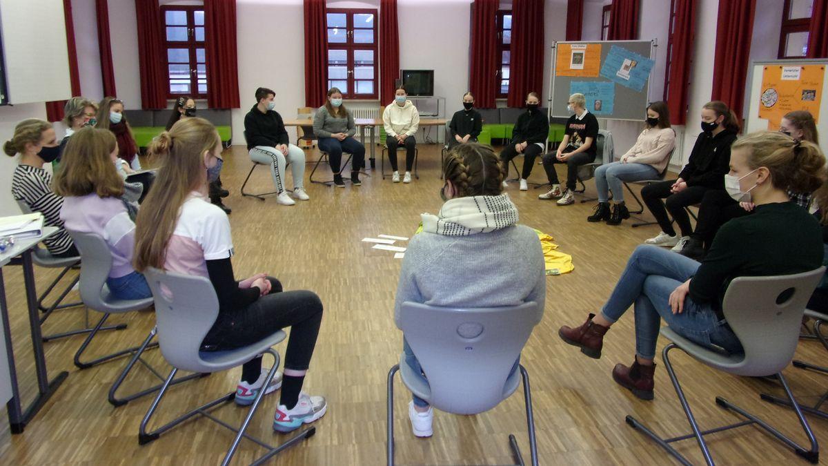 Maria-Ward-Realschule in Eichstätt
