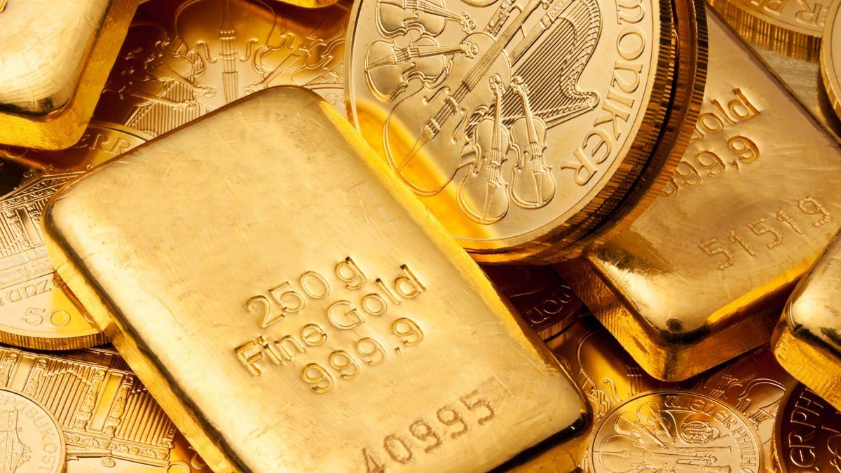 Gold (Symbolbild)
