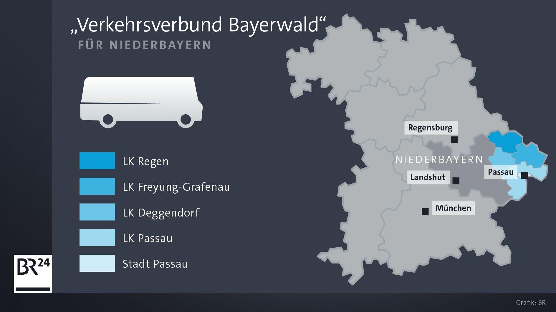 Verkehrsverbund Bayerwald