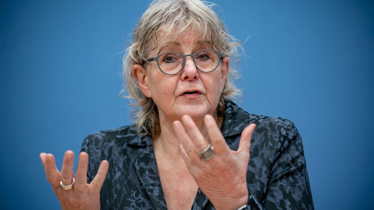 """Die Vorsitzende des Bürgerrates zur """"Deutschlands Rolle in der Welt""""  Marianne Birthler"""