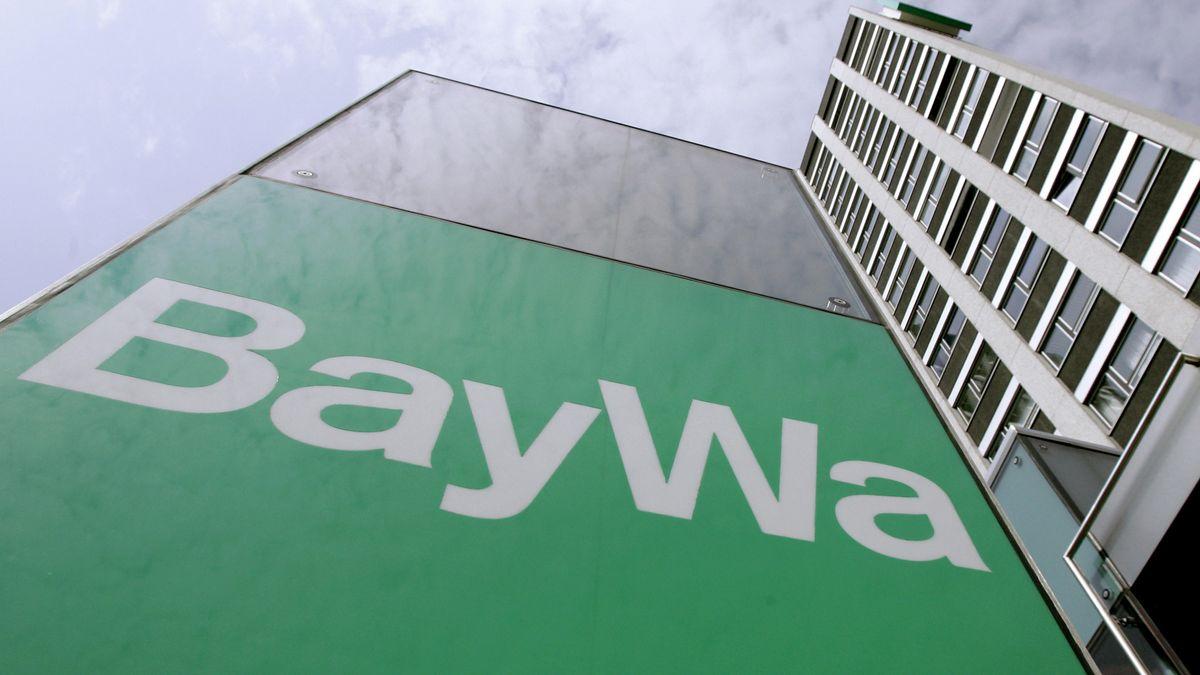 BayWa-Hochhaus in München.