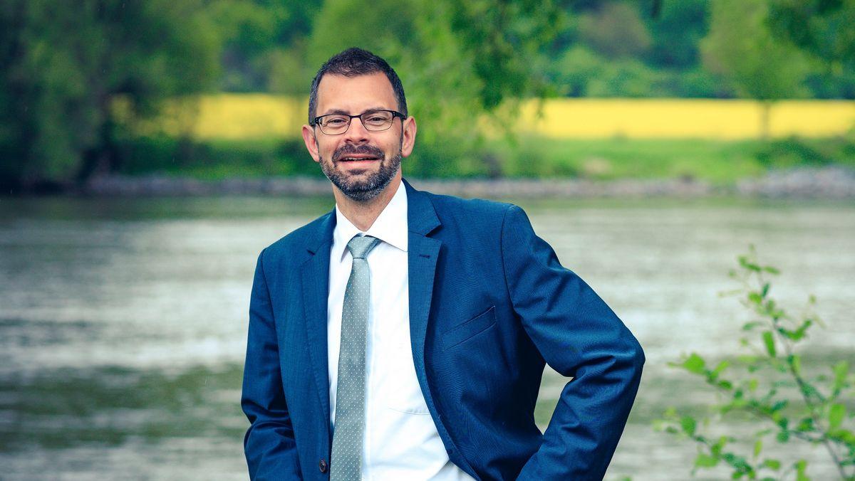 Landkreis Miltenberg: Jens Marco Scherf hält seinen Posten