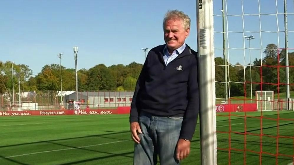 Torwart-Legende Sepp Maier