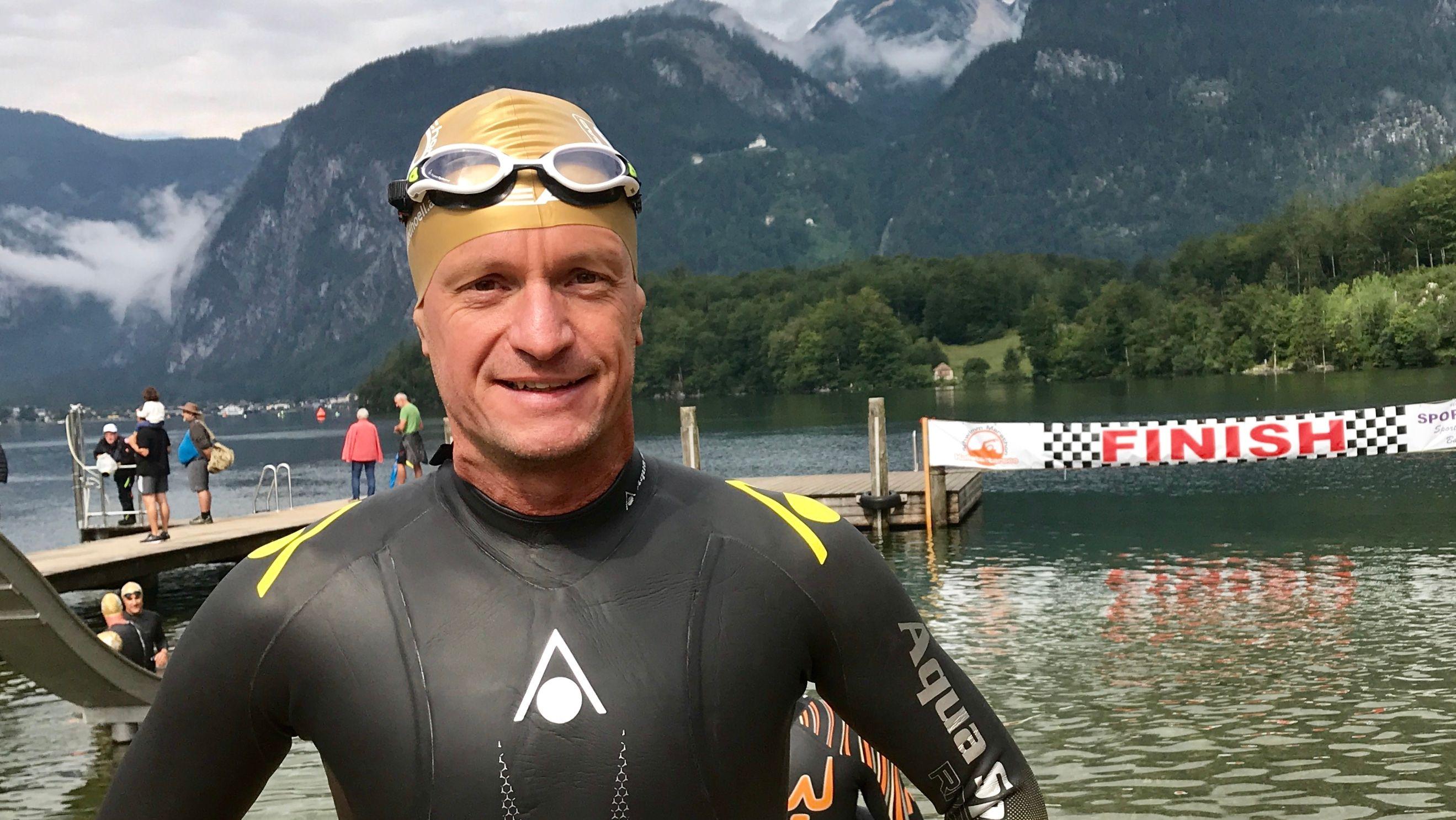 Fitnessmagazin-Reporter Bernd-Uwe Gutknecht