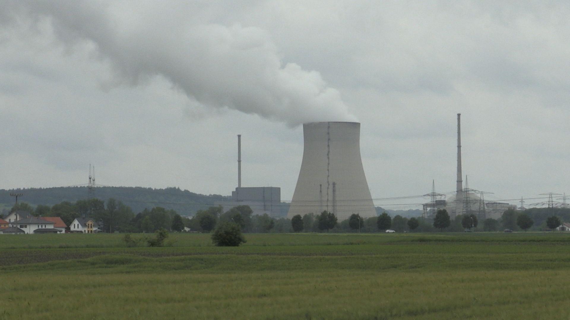 Atonkraftwerk Isar II