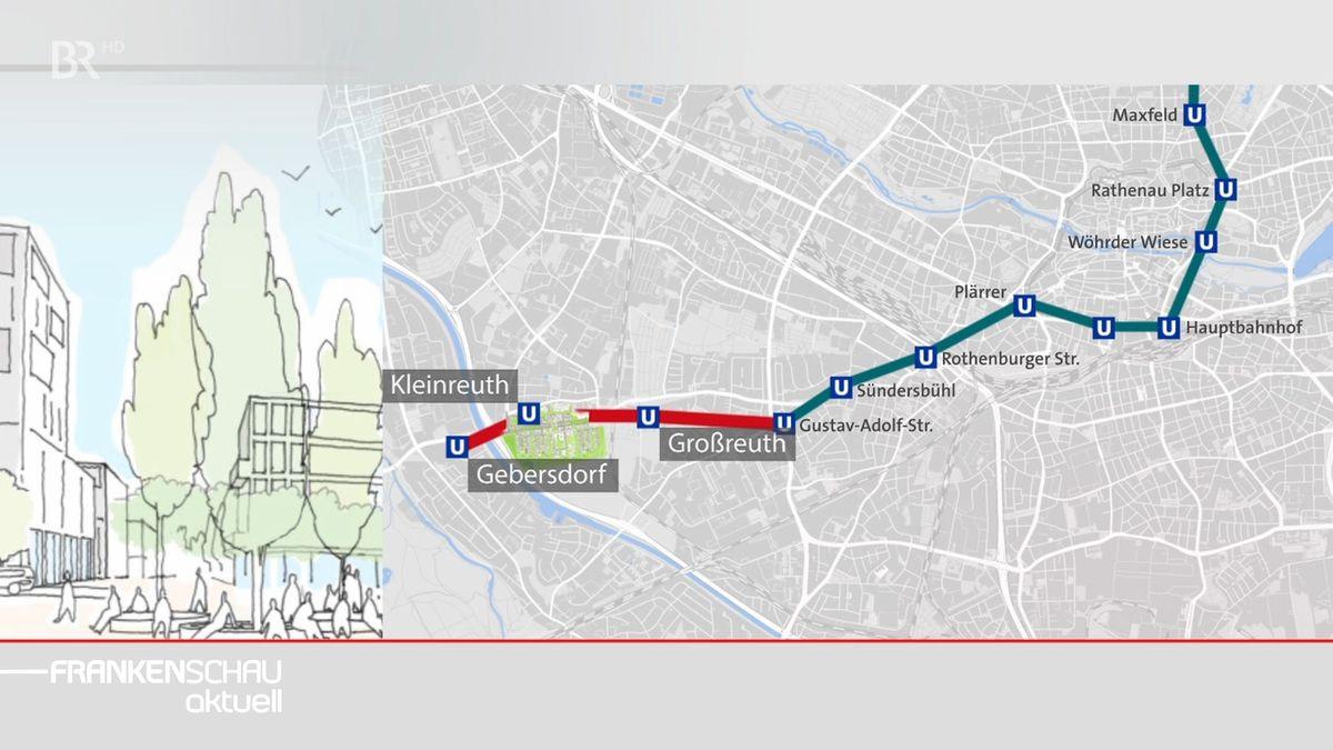 U-Bahn Erweiterung